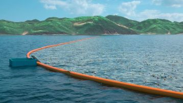 The Ocean Cleanup Array1